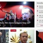 Avusturya basını da siyasileri gibi!