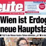 Avusturya basını: 'Erdoğan'ın yeni başkenti'