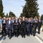 Cumhurbaşkanı Erdoğan'dan sürpriz ziyaretler