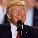 Trump tweet atarken uyuyakaldı
