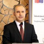 """Erzurum'da """"denetimli serbestlik"""" toplantısı"""