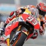 Moto GP'de zafer Marc Marquez'in
