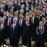 Protokolden Cumhurbaşkanı Erdoğan geçti
