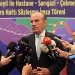 İstanbul'a iki yeni metro hattı! İmzalar atıldı
