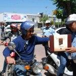 Akhisar'da Trafik Haftası etkinliği