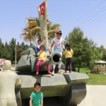 Harran'a ziyaretçi yoğunluğu
