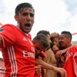 Portekiz'de şampiyon Benfica oldu