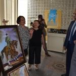 Güney Kore'nin Ankara Büyükelçisi Cho, Bergama'da