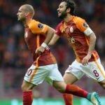 Galatasaray ilk yarıda işi bitirdi