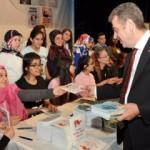Çocuk yazarlar büyük ilgi gördü!