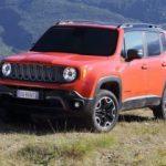 Jeep Renegade için faizsiz kredi