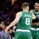 Thomas'sız Celtics seriye tutundu!