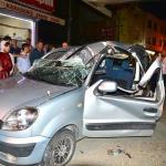 Trabzon'da kamyonet devrildi: 1 ölü, 2 yaralı