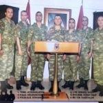 Şehit komutanların son fotoğrafı ortaya çıktı
