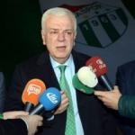 Başkan açıkladı! İşte Bursaspor'un yeni hocası