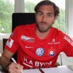 Johan Elmander imzayı attı