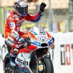 MotoGP Katalonya GP'de kazanan Dovizioso