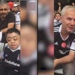 Sosyal medyayı sallayan Beşiktaş taraftarı