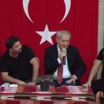 Doğankent Belediyesi iftar verdi