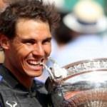 Nadal'ın yükselişi sürüyor!