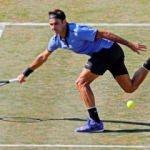 Roger Federer'den erken veda