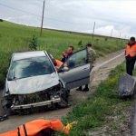 Tokat'ta otomobil devrildi: 1 ölü, 3 yaralı