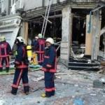 Bakırköy'de patlama! 1 kişi yaralandı