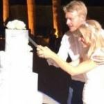 Simon Kjaer İtalya'da evlendi