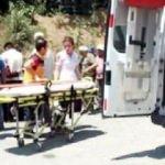 Patpat devrildi: 2 ölü, 6 yaralı
