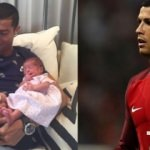 Ronaldo ikizlerine kavuştu