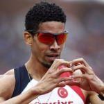 Milli atlet Escobar Londra'da 3. oldu!