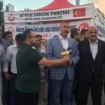 BBP'den CHP yürüyüşü kararı