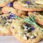 Lavantalı kurabiye nasıl yapılır?