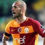 Süper Lig ekibi tetikte! Sneijder boşa çıkarsa...