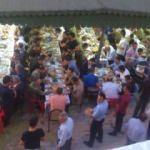 Silopi'de şehitler için anlamlı etkinlik