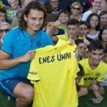 Villarreal'de Enes coşkusu