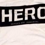 'Hero' yazılı tişört giyen liseli gözaltına alındı