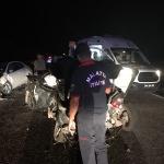 Malatya'da zincirleme trafik kazası: 2 ölü, 4 yaralı