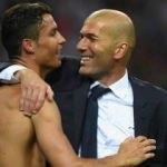 Zinedine Zidane: Ronaldo kalacak