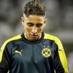 Dortmund'da Emre Mor şoku!