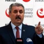 Erdoğan'dan Destici'ye telefon