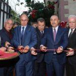 Filistin Başkonsolosluğu törenle Eyüp'te açıldı!