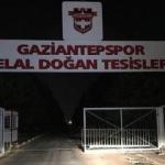 Gaziantepspor'un elektriği kesildi