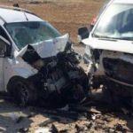 Korkuteli'de kaza: 9 yaralı
