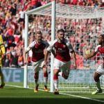 Tarihi Community Shield, Arsenal'in oldu!