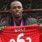 Usain Bolt, Mourinho'dan haber bekliyor