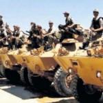 El Bab polisine Türkiye'den zırhlı araç desteği
