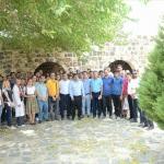 Yeni atanan öğretmenler Şırnak'ı gezdi
