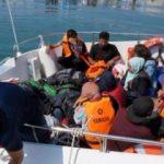 Ayvacık'ta 19 kaçak yakalandı