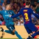 Dev maça Ronaldo damgası: Girdi, attı, atıldı